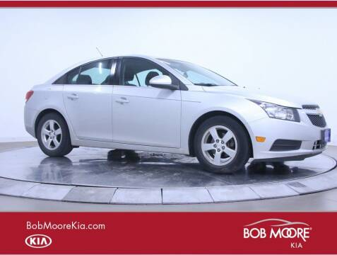 2014 Chevrolet Cruze for sale at Bob Moore Kia in Oklahoma City OK