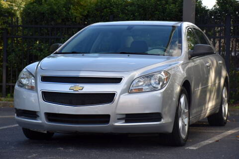2012 Chevrolet Malibu for sale at Wheel Deal Auto Sales LLC in Norfolk VA