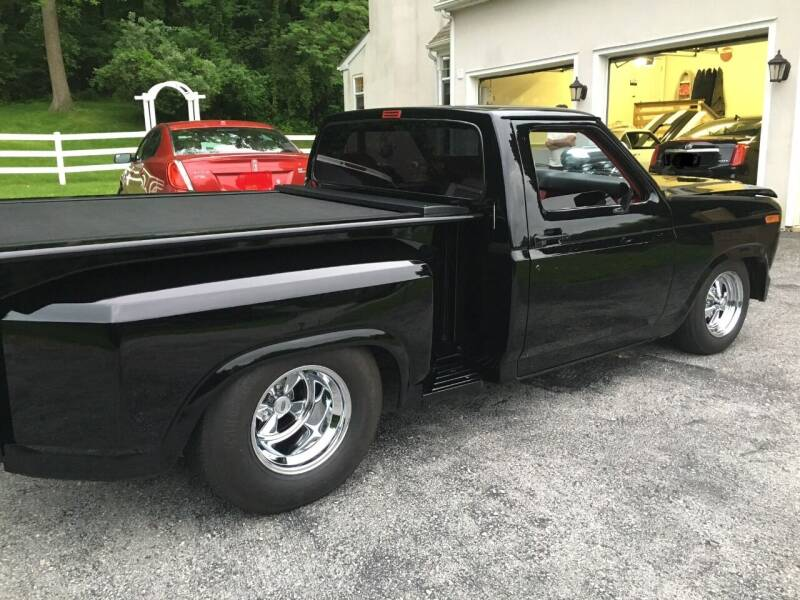 1983 Ford F-100 2dr Standard Cab SB - West Chester PA