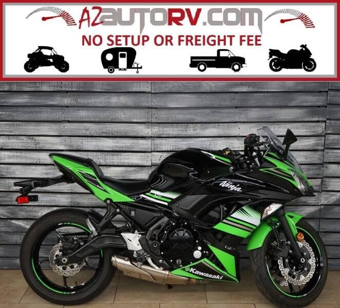 2017 Kawasaki Ninja 650 for sale in Mesa, AZ