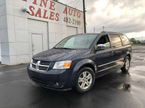 2008 Dodge Grand Caravan for sale at Fine Auto Sales in Cudahy WI