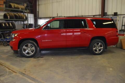 2017 Chevrolet Suburban for sale at Tripe Motor Company in Alma NE