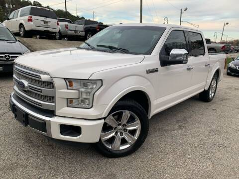 2015 Ford F-150 for sale at Philip Motors Inc in Snellville GA