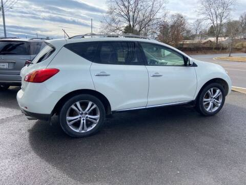 2009 Nissan Murano for sale at Family Auto Sales of Johnson City in Johnson City TN
