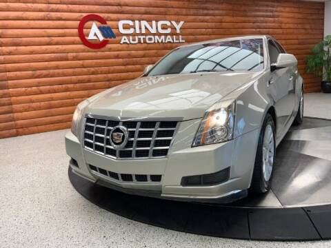 2013 Cadillac CTS for sale at Dixie Motors in Fairfield OH