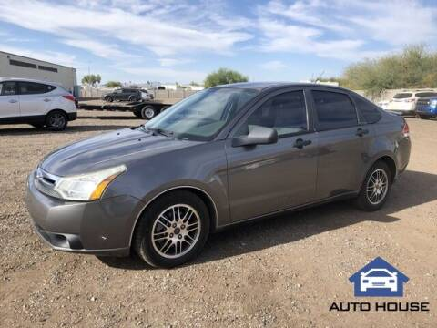 2010 Ford Focus for sale at Auto House Phoenix in Peoria AZ