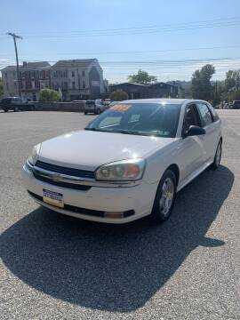 2005 Chevrolet Malibu Maxx for sale at ARS Affordable Auto in Norristown PA