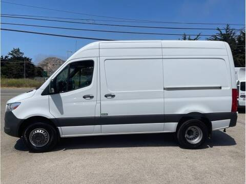2019 Freightliner Sprinter Cargo for sale at Dealers Choice Inc in Farmersville CA
