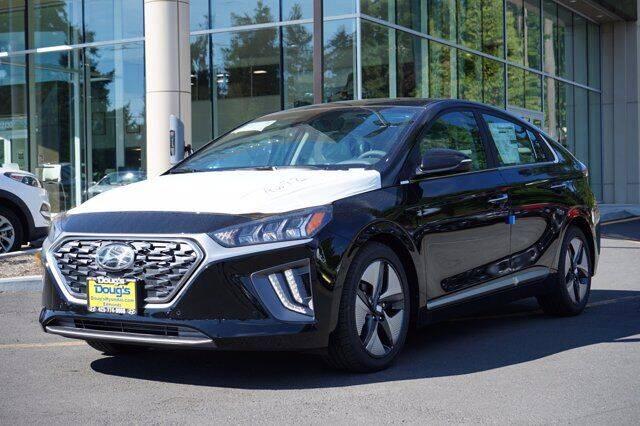 2022 Hyundai Ioniq Hybrid for sale in Edmonds, WA