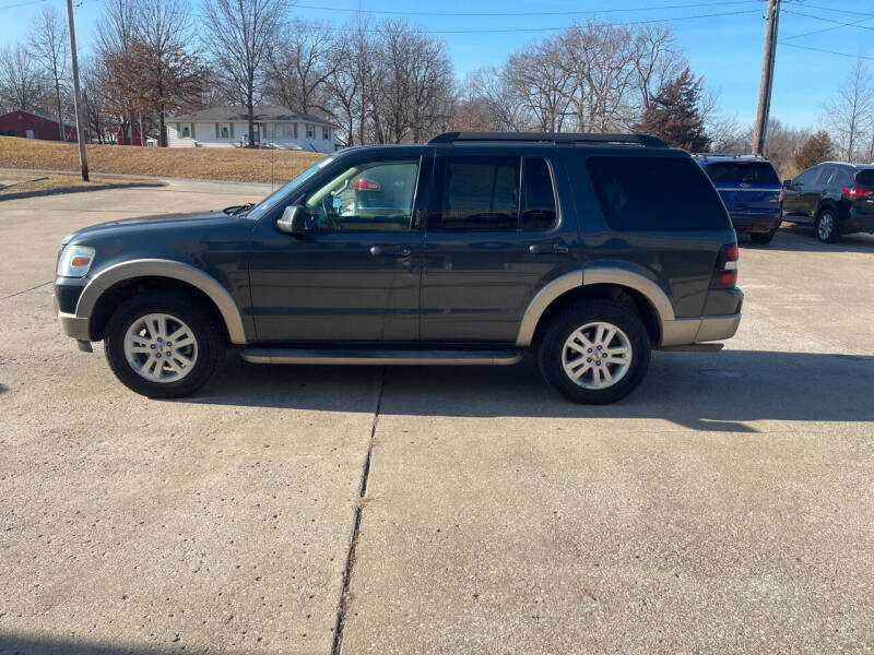 2010 Ford Explorer for sale at Truck and Auto Outlet in Excelsior Springs MO