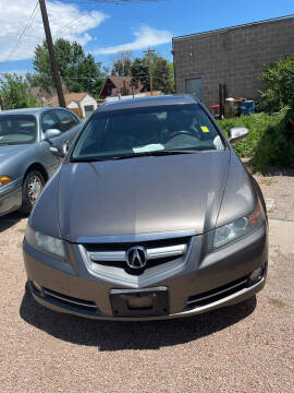 2008 Acura TL for sale at PYRAMID MOTORS AUTO SALES in Florence CO