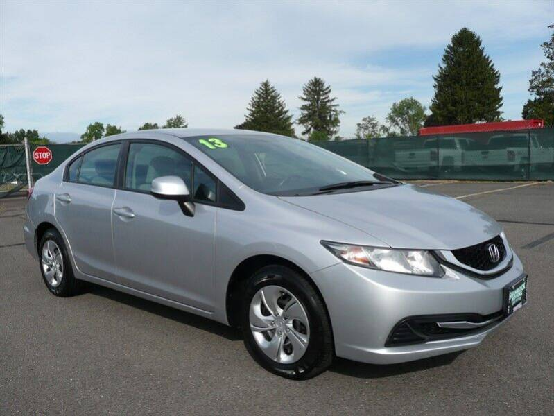 2013 Honda Civic LX 4dr Sedan 5M - East Windsor CT