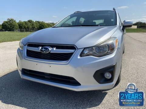 2013 Subaru Impreza for sale at Destin Motors in Plano TX
