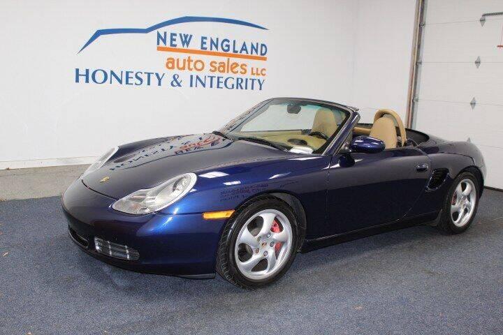 2001 Porsche Boxster for sale in Plainville, CT