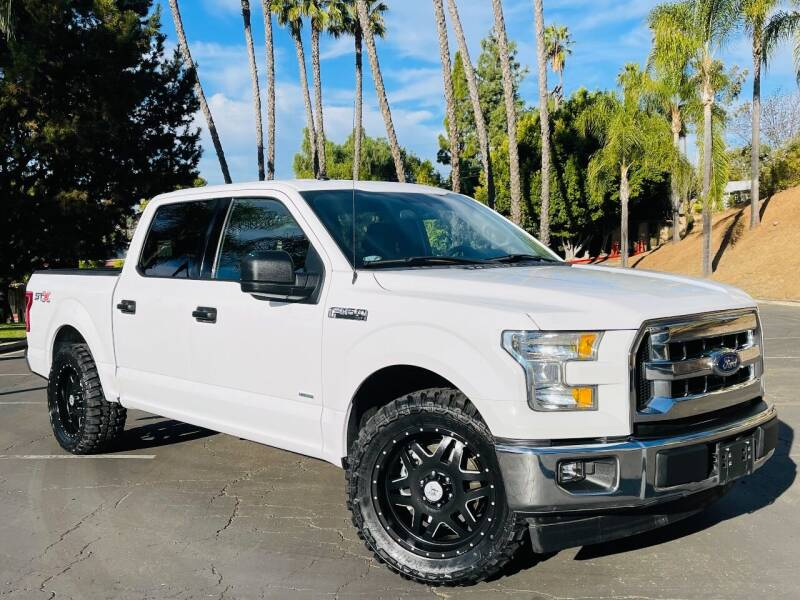 2017 Ford F-150 for sale at Automaxx Of San Diego in Spring Valley CA
