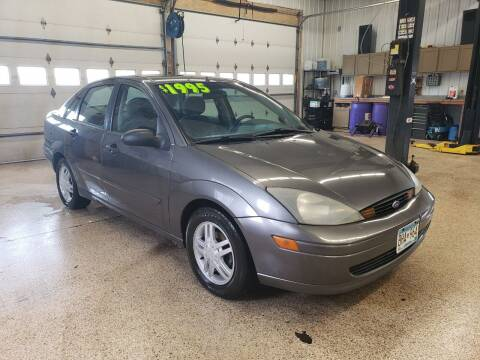 2003 Ford Focus for sale at Sand's Auto Sales in Cambridge MN