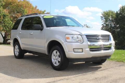 2010 Ford Explorer for sale at Harrison Auto Sales in Irwin PA