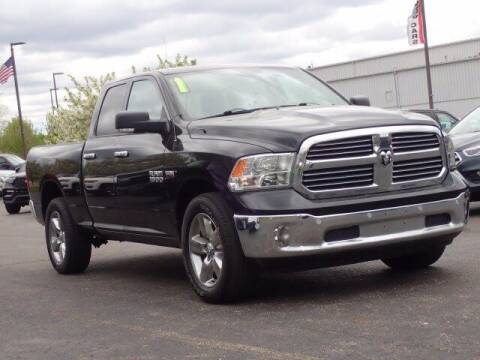 2018 RAM Ram Pickup 1500 for sale at Szott Ford in Holly MI