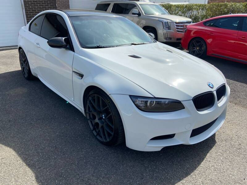 2008 BMW M3 for sale at International Motor Group LLC in Hasbrouck Heights NJ
