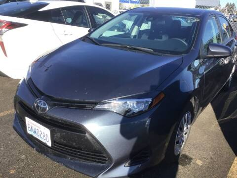 2019 Toyota Corolla for sale at Royal Moore Custom Finance in Hillsboro OR