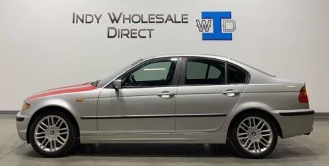 2003 BMW 3 Series for sale at Indy Wholesale Direct in Carmel IN