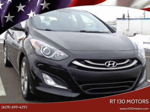 2014 Hyundai Elantra GT for sale at RT 130 Motors in Burlington NJ