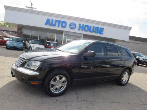 2006 Chrysler Pacifica for sale at Auto House Motors in Downers Grove IL