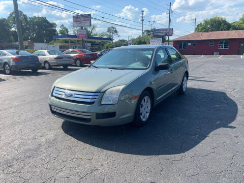 2008 Ford Fusion for sale at Sam's Motor Group in Jacksonville FL