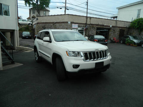 2012 Jeep Grand Cherokee for sale at Daniel Auto Sales in Yonkers NY