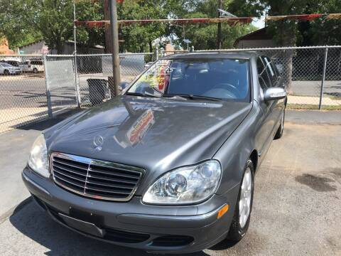 2006 Mercedes-Benz S-Class for sale at Chambers Auto Sales LLC in Trenton NJ