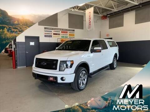 2013 Ford F-150 for sale at Meyer Motors in Plymouth WI
