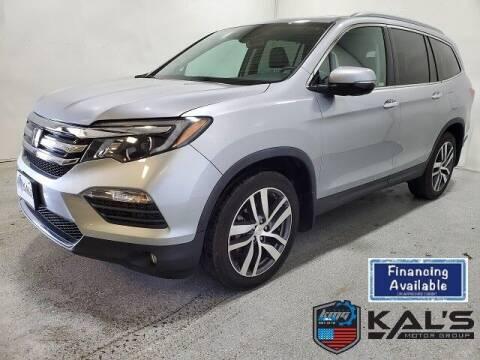 2018 Honda Pilot for sale at Kal's Kars - SUVS in Wadena MN