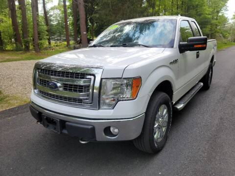 2014 Ford F-150 for sale at Showcase Auto & Truck in Swansea MA