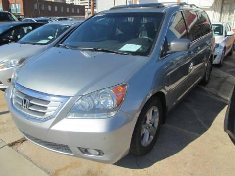 2010 Honda Odyssey for sale at Downtown Motors in Macon GA