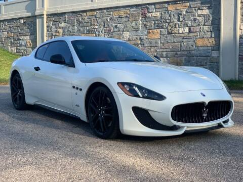 2015 Maserati GranTurismo for sale at Auto Gallery LLC in Burlington WI