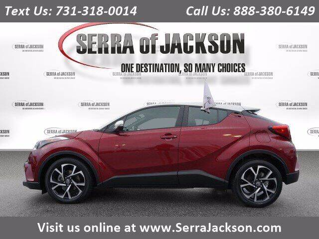 2018 Toyota C-HR for sale at Serra Of Jackson in Jackson TN