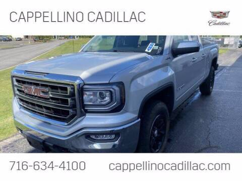 2018 GMC Sierra 1500 for sale at Cappellino Cadillac in Williamsville NY