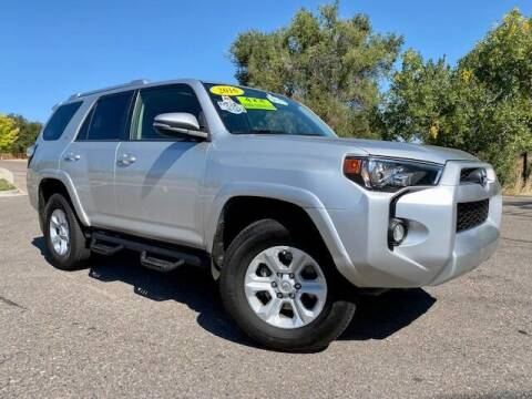 2016 Toyota 4Runner for sale at UNITED Automotive in Denver CO