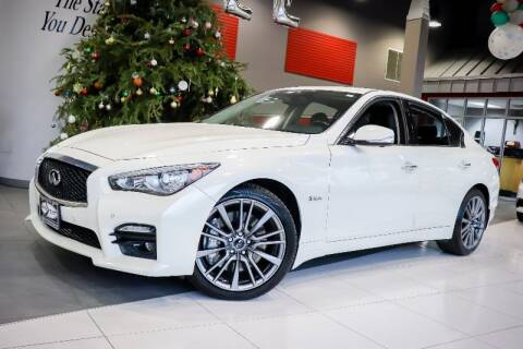 2016 Infiniti Q50 for sale at Quality Auto Center of Springfield in Springfield NJ