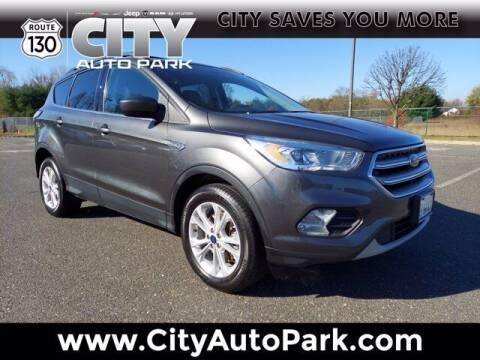 2017 Ford Escape for sale at City Auto Park in Burlington NJ
