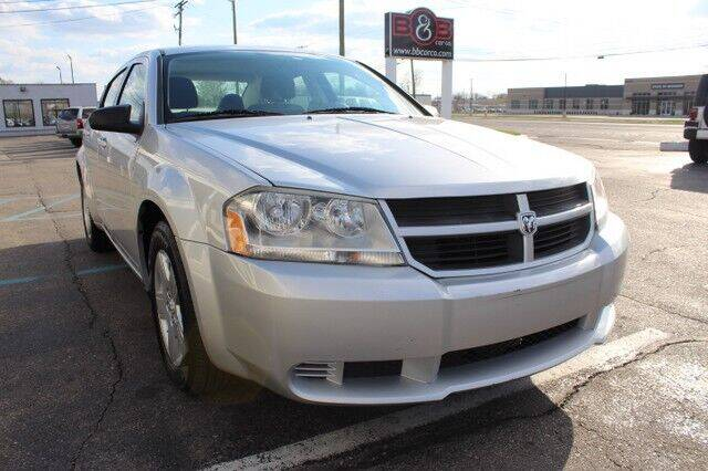 2010 Dodge Avenger for sale at B & B Car Co Inc. in Clinton Twp MI