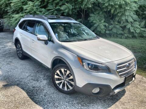 2017 Subaru Outback for sale at McAdenville Motors in Gastonia NC