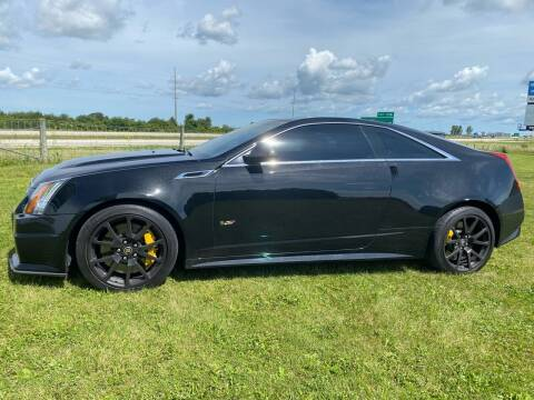 2011 Cadillac CTS-V for sale at Sam Buys in Beaver Dam WI