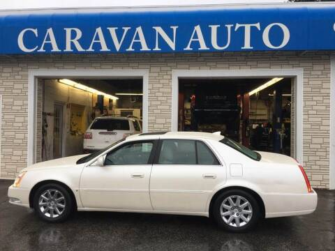 2009 Cadillac DTS for sale at Caravan Auto in Cranston RI