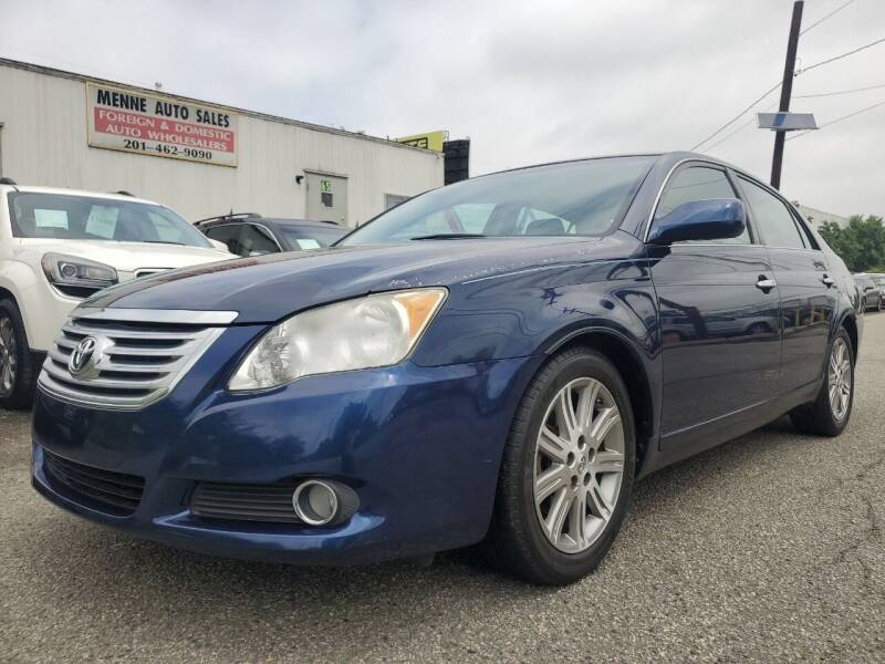 2008 Toyota Avalon for sale at MENNE AUTO SALES LLC in Hasbrouck Heights NJ