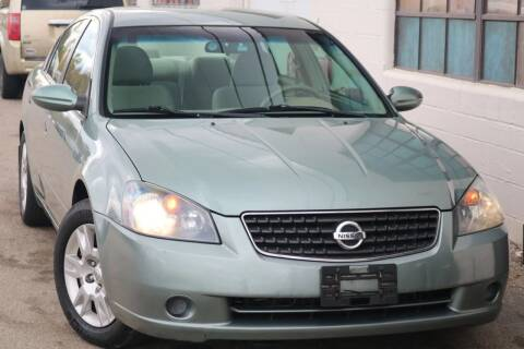 2006 Nissan Altima for sale at JT AUTO in Parma OH