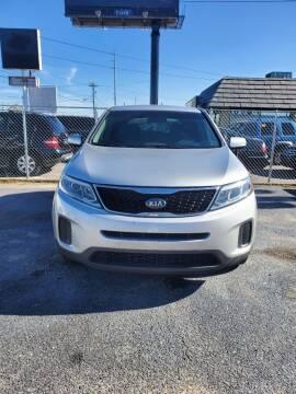 2014 Kia Sorento for sale at Dependable Auto Sales in Montgomery AL