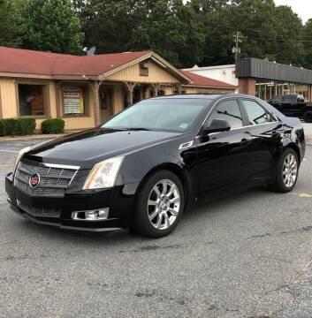 2008 Cadillac CTS for sale at ATLANTA AUTO WAY in Duluth GA