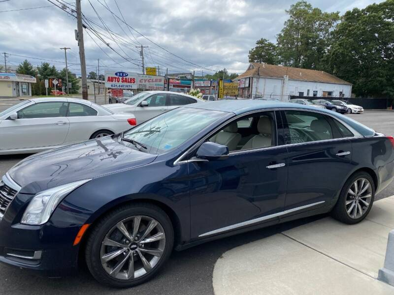 2016 Cadillac XTS Pro Livery