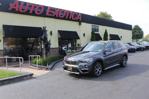 2018 BMW X1 for sale at Auto Exotica in Red Bank NJ